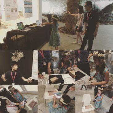 Creative showcase