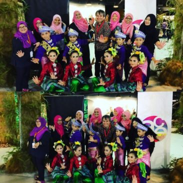 Johor kids style!!!