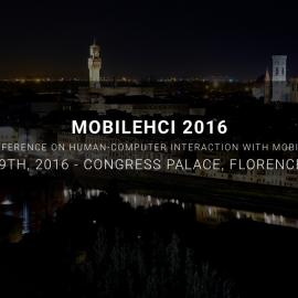 Adrian Cheok Keynote Speaker of MobileHCI 2016
