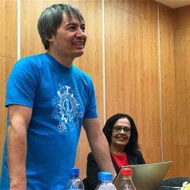 Keynote speech in Zrenjanin Serbia, University of Novi Sad, invited by Dean Dr Dragica