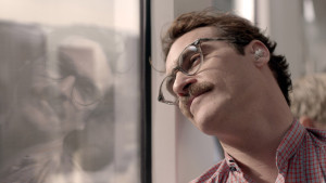 HER, Joaquin Phoenix, 2013, ©Warner Bros. Pictures/courtesy Everett Collection