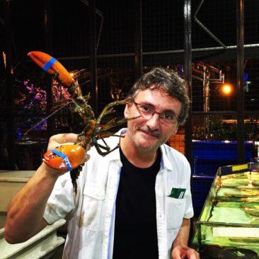Chef Andoni Luis Aduriz meets Lobster!