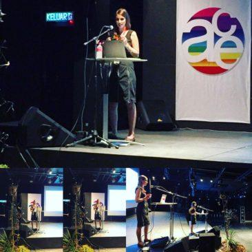 Olivia Petit introduces sensory marketing workshop
