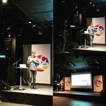 Opening Keynote ace2015 Professor Tony Prescott !!!