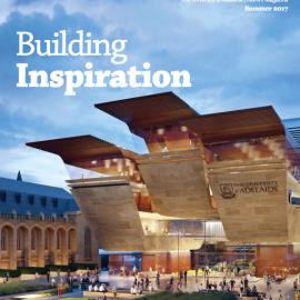 Adrian Cheok on University of Adelaide Alumni Magazine Lumen